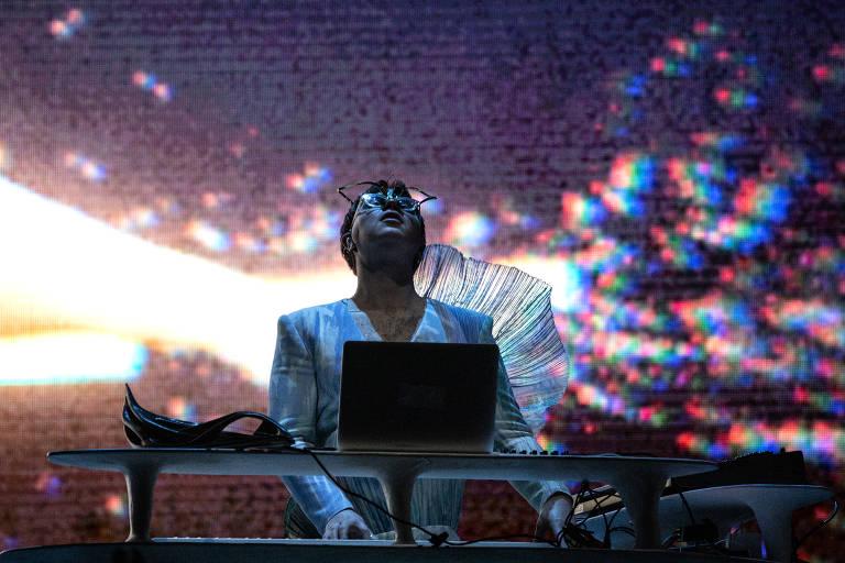 Björk ao vivo
