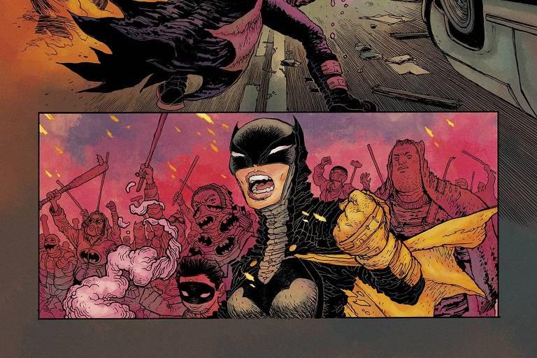 DC Comics apaga postagem com Batman de brasileiro após elo com Hong Kong