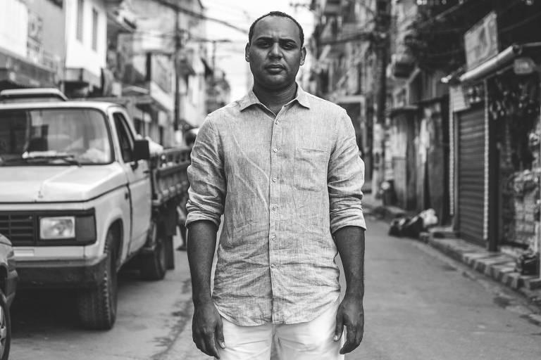 Gilson Rodrigues - líder comunitário de Paraisópolis