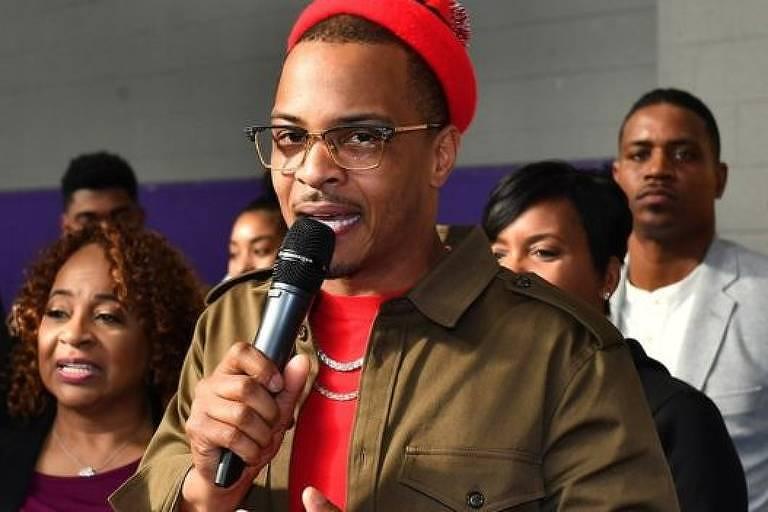 Rapper T.I. exige teste de virgindade da filha