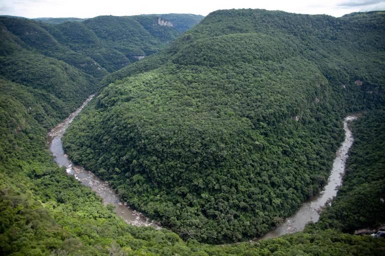 Parque do Vale da Ferradura