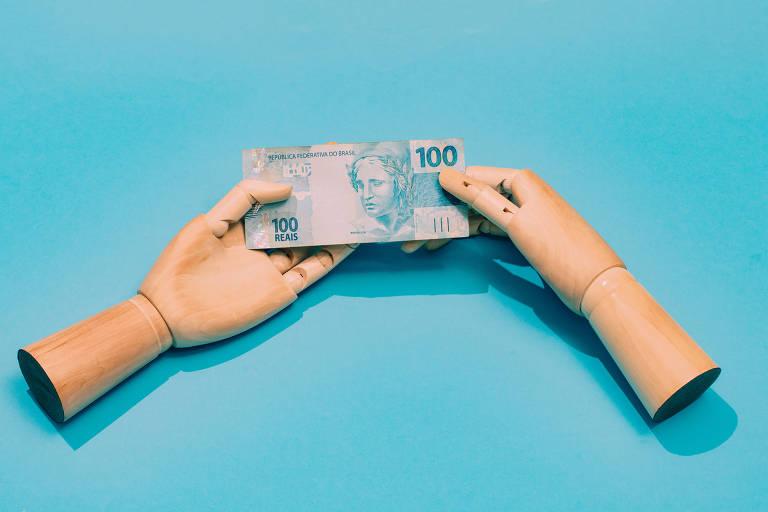 É preciso cadastrar uma senha. Após o consumidor pedir a transferência dos créditos, os valores entram na conta em até 20 dias
