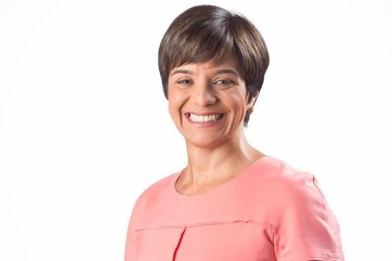Vera Magalhães é a nova apresentadora do Roda Viva