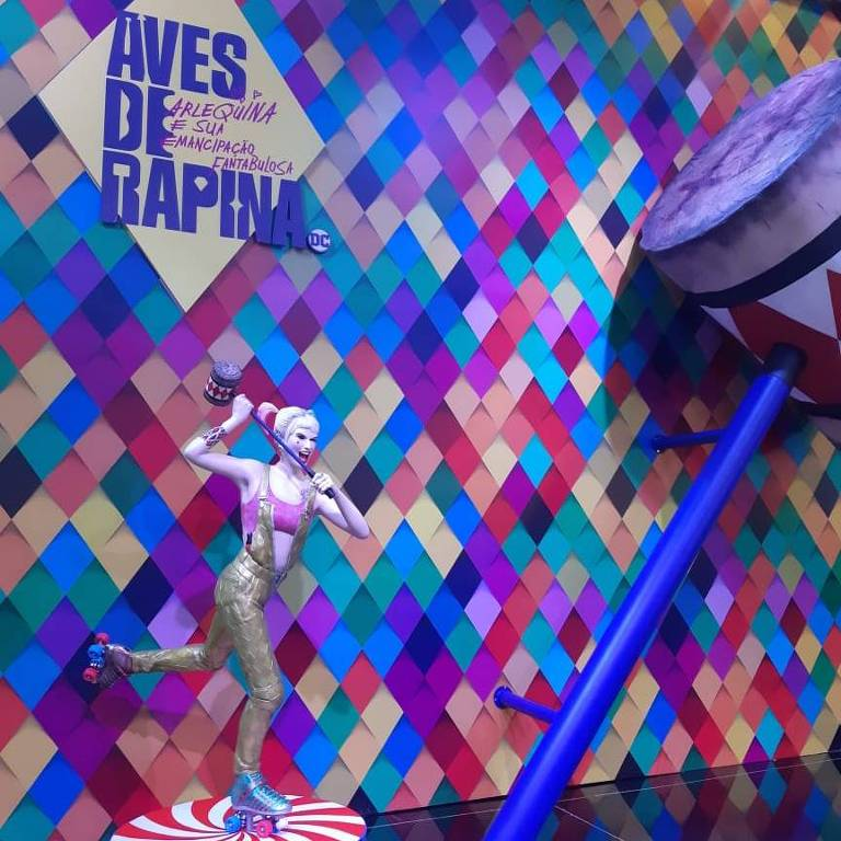 'Aves de Rapina' é uma das atrações da CCXP 2019