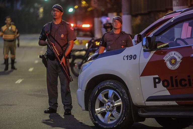 Áudios da polícia mostram comunicação sobre suspeitos em moto antes de mortes em Paraisópolis