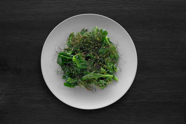 Veja pratos feitos por Bo Bech