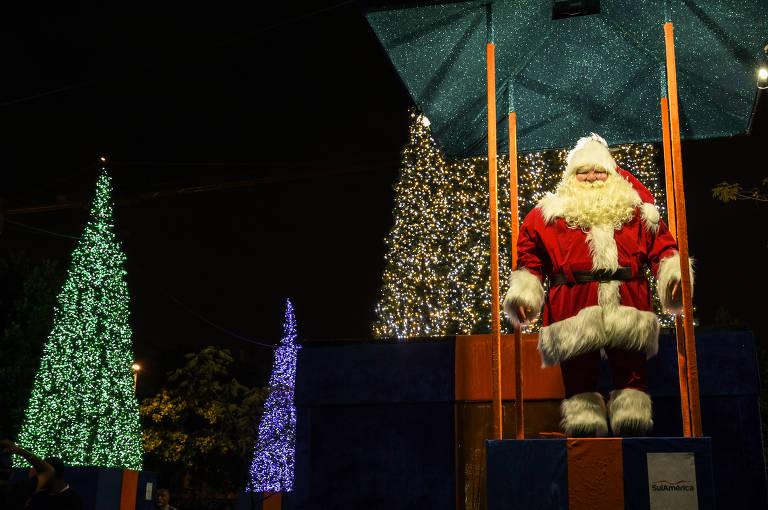 Largo da Batata, em Pinheiros, terá apresentações natalinas