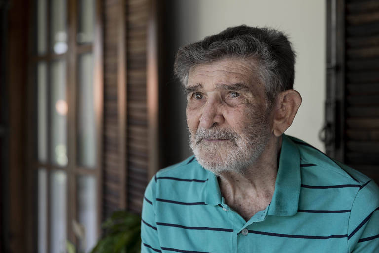 Coronel tinha 84 anos e vivia na casa de sua sobrinha, Antonia
