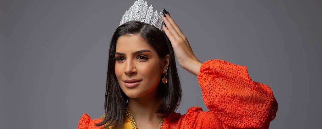 Júlia Horta é a representante do Brasil no Miss Universo