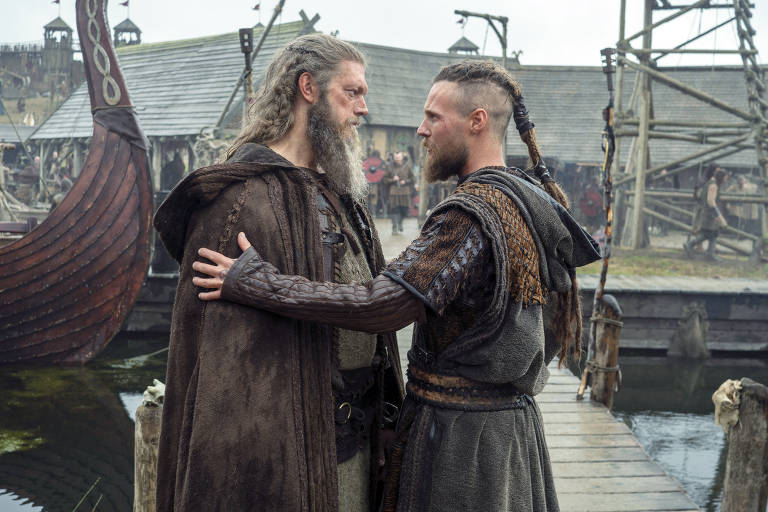6ª  temporada de 'Vikings'