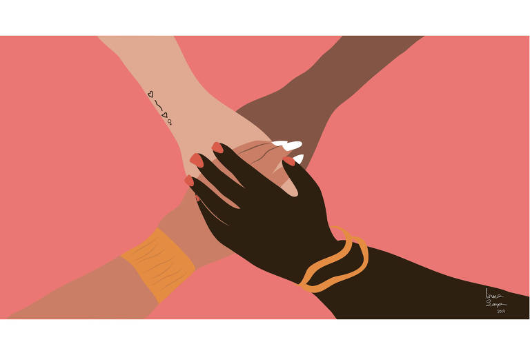Lutar contra as dificuldades nesse cotidiano de pandemia: é mais do que feminino!
