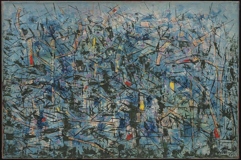 Mostra reúne obras de Antonio Bandeira