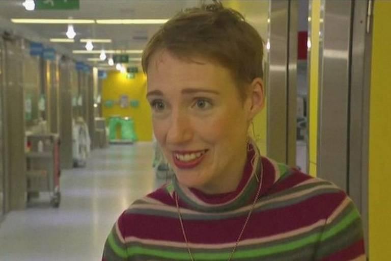 Audrey Schoeman afirmou não lembrar de nada ligado às seis horas em que passou inconsciente