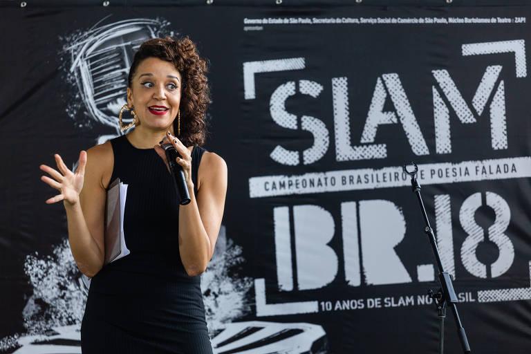 Slam BR promove batalhas de poesia falada