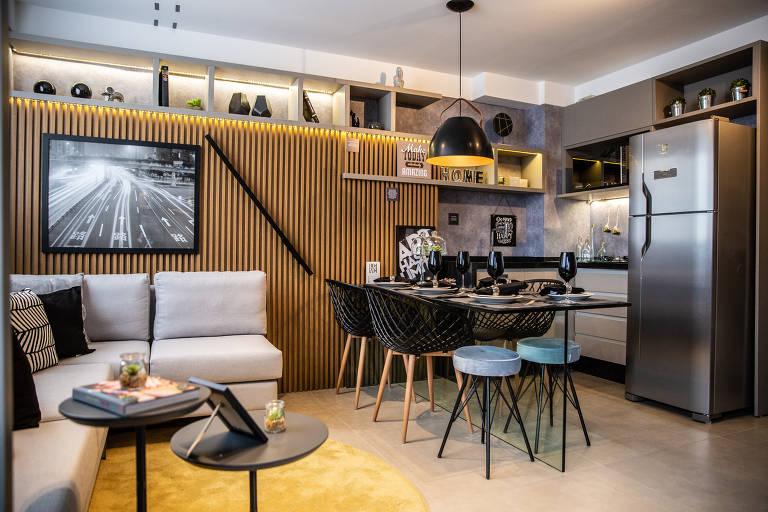 Prédios e apartamentos inteligentes