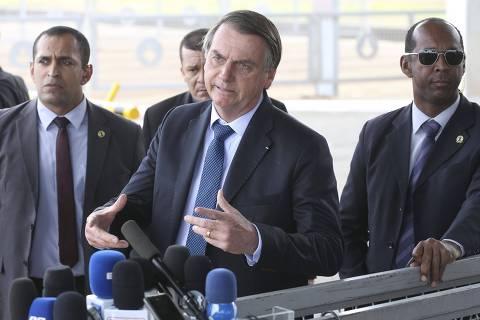 80% dizem ao menos desconfiar de declarações de Bolsonaro, diz Datafolha