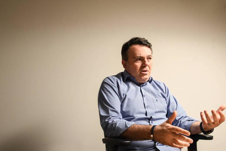 Roberto Fulcherberguer, presidente da Via Varejo; executivo iniciou carreira na Loja Arapuã