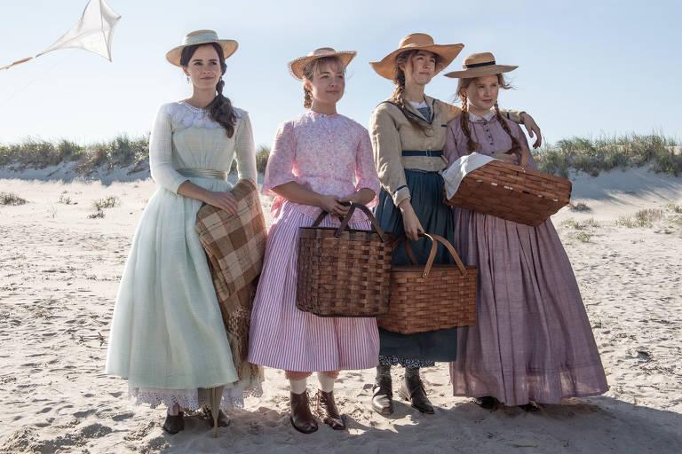 Veja cenas de 'Adoráveis Mulheres'