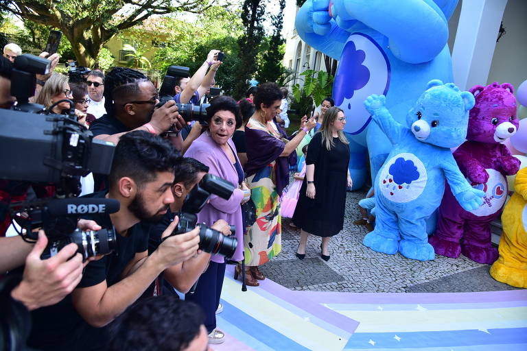 Festa de aniversário de Zoe, filha de Sabrina Sato e Duda Nagle, reúne famosos em São Paulo
