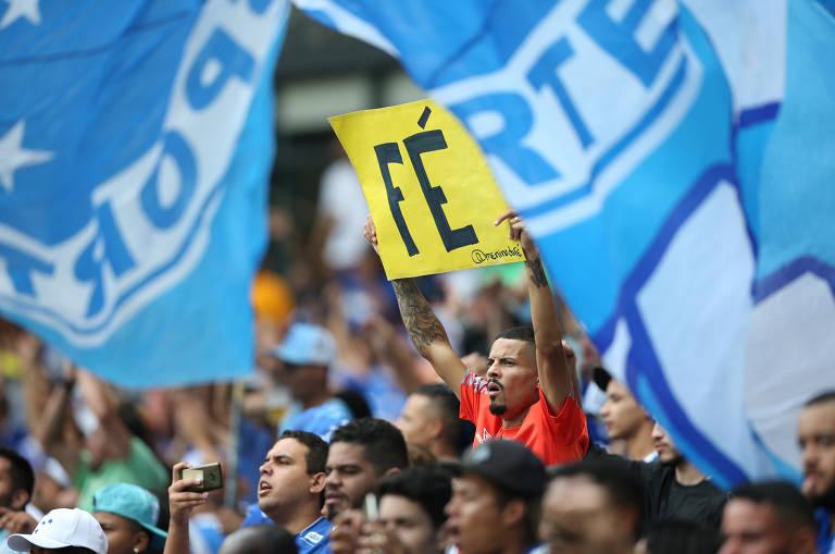 Cruzeiro é rebaixado para a Série B