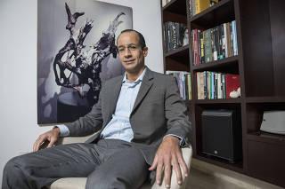 O empresário Marcelo Odebrecht