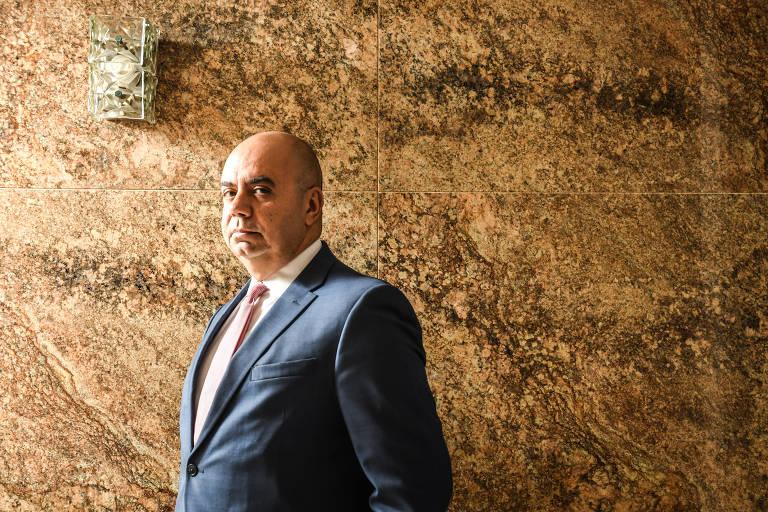O juiz federal Fernando Mendes, presidente da Ajufe (Associação dos Juízes Federais do Brasil)