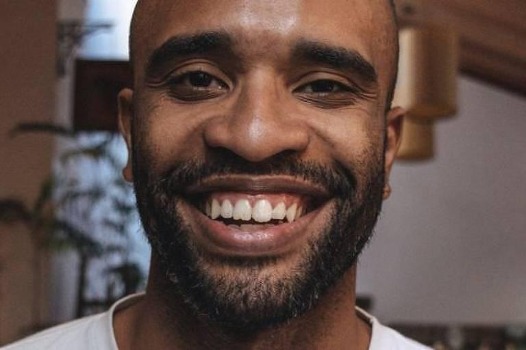 Professor carioca Caio César dos Santos criou projeto para discutir masculinidades