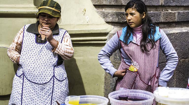 Viaje pelo Peru