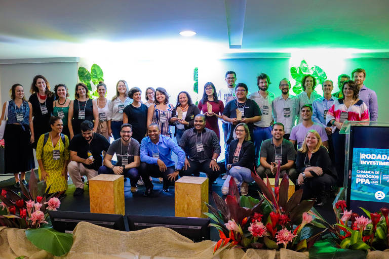 Startups do Programa de Aceleração da Plataforma Parceiros pela Amazônia se reuniram em Manaus na quinta-feira (5) para uma rodada de negócios com investidores de impacto, institutos e fundações filantrópicas