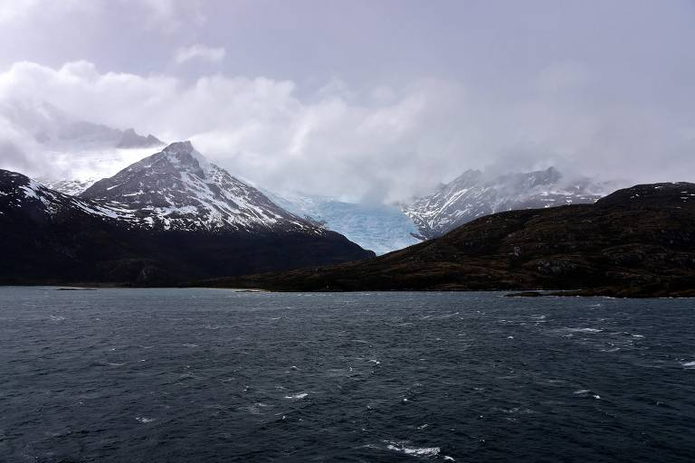 Região de Magalhães, ao sul do Chile