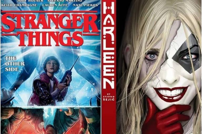 Panini investe em quadrinhos da DC para adultos, lança 'Stranger Things' e aposta em novo X-Men