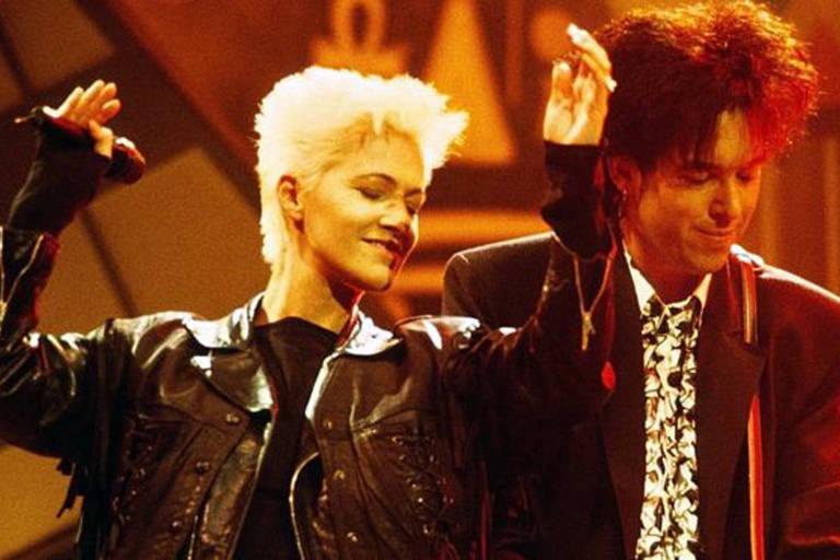 Roxette vendeu mais de 80 milhões de discos