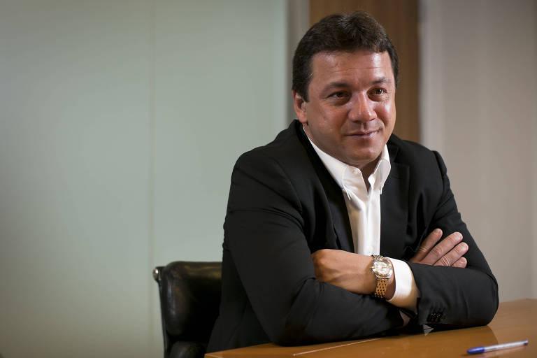 O presidente da JBS, Wesley Batista