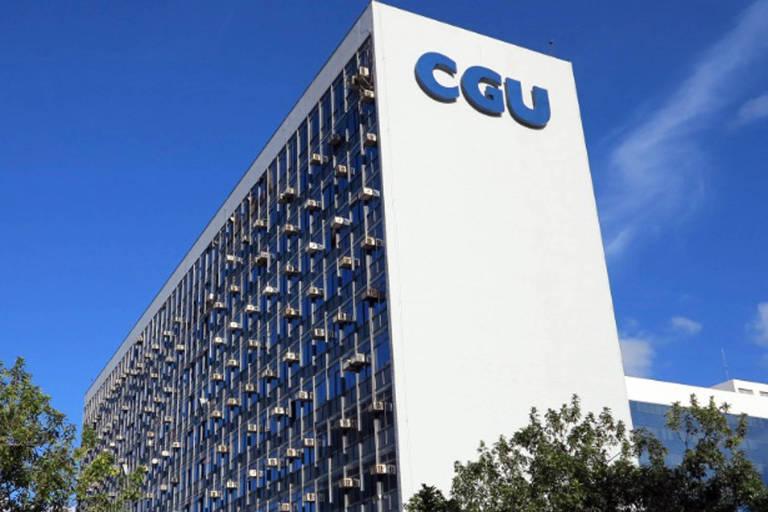 Prédio da CGU, a Controladoria-Geral da União, em Brasília