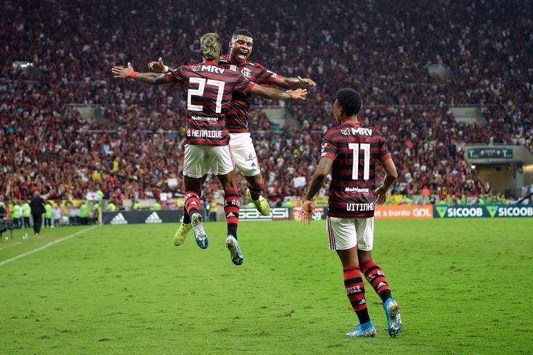 Flamengo conquistou seu sétimo título brasileiro com a conquista de 2019