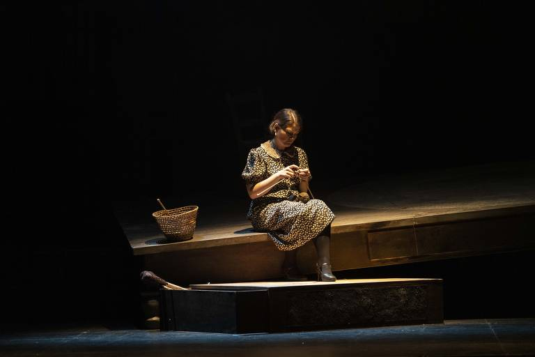 Veja imagens do espetáculo 'O Peru de Natal'
