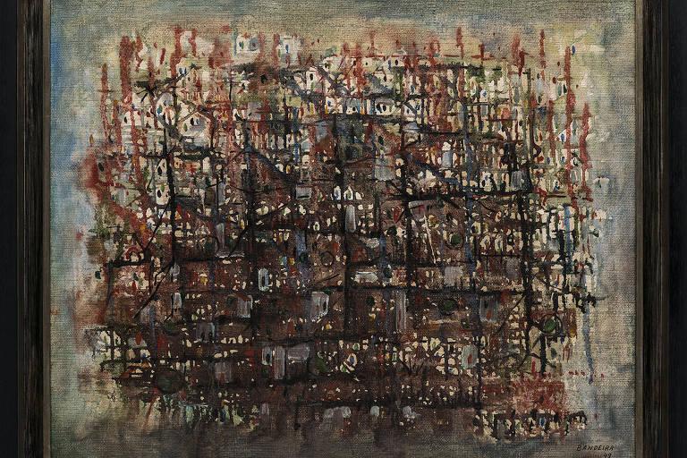 MAM revisita herança do pintor cearense Antonio Bandeira