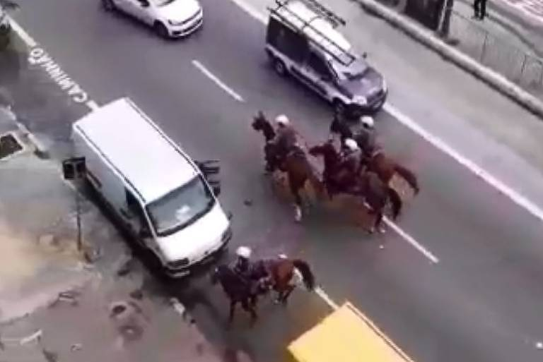 Região da cracolândia, em São Paulo, é alvo de arrastões