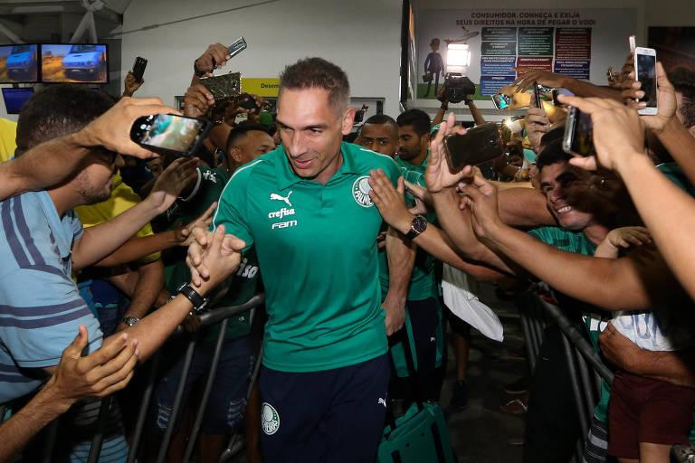 O goleiro Fernando Prass deixa o Verdão, mas não sairá dos corações dos torcedores palmeirenses