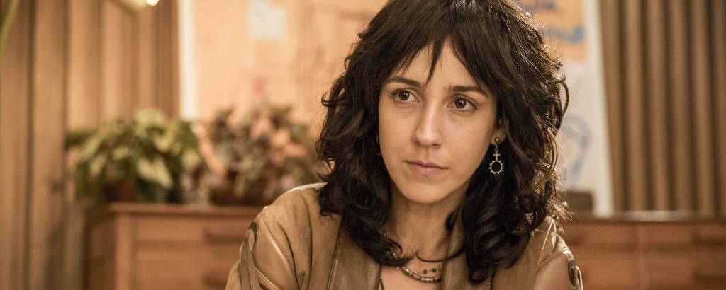 Camila Márdila é Amanda na novela 'Amor de Mãe' (Globo)