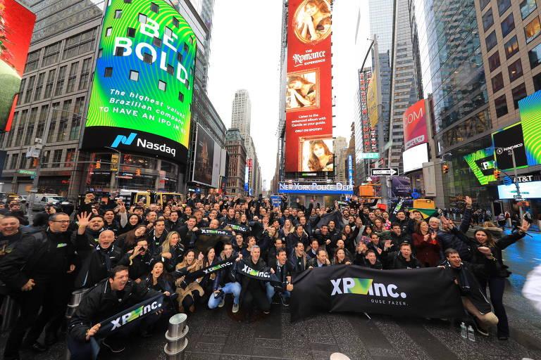 XP Investimentos faz IPO (da sigla em inglês para oferta pública inicial de ações) em Nova York