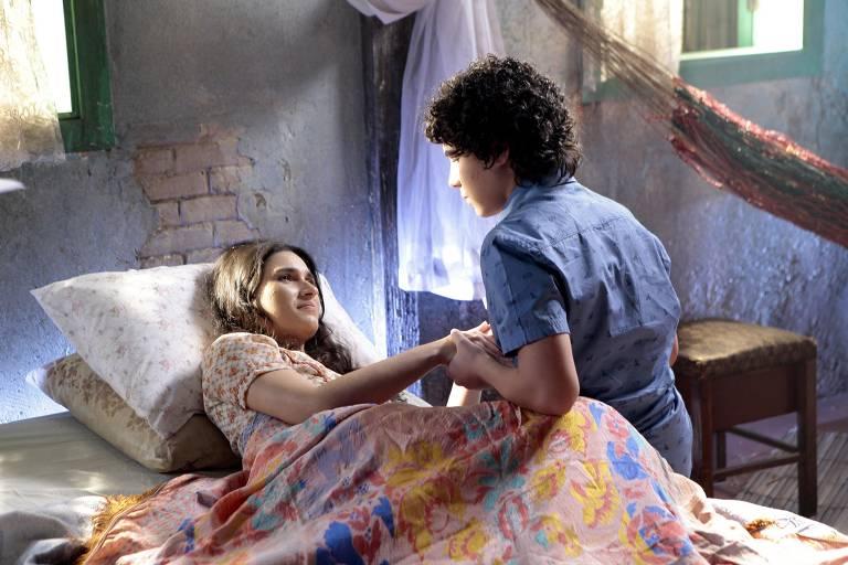 Josefa revela que não é a verdadeira mãe de João