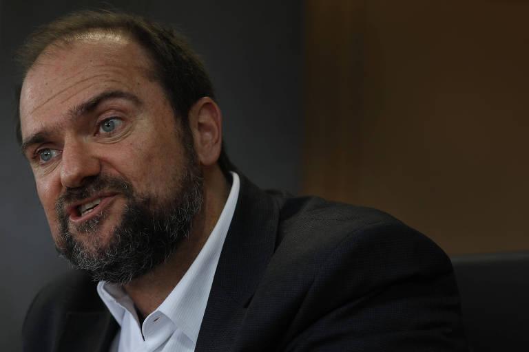 O vereador Daniel Annenberg (PSDB), ex-secretário municipal de Inovação e Tecnologia