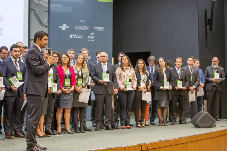 Premiação Empresa Pró-Ética