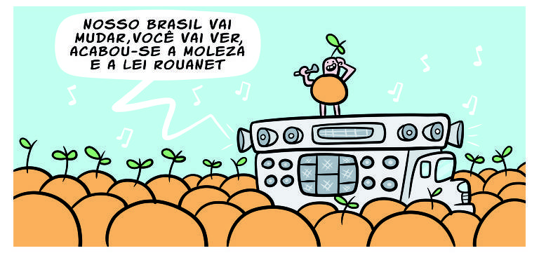 Charges que marcaram 2019