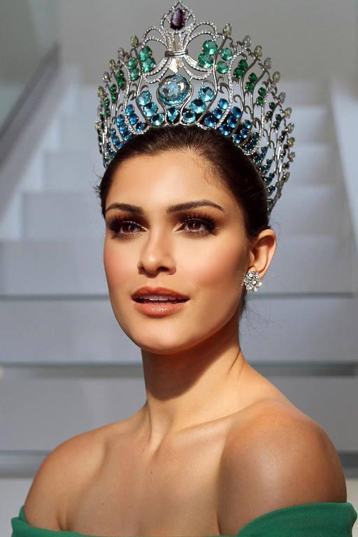Conheça Elis Miele, a representante brasileira no Miss Mundo 2019