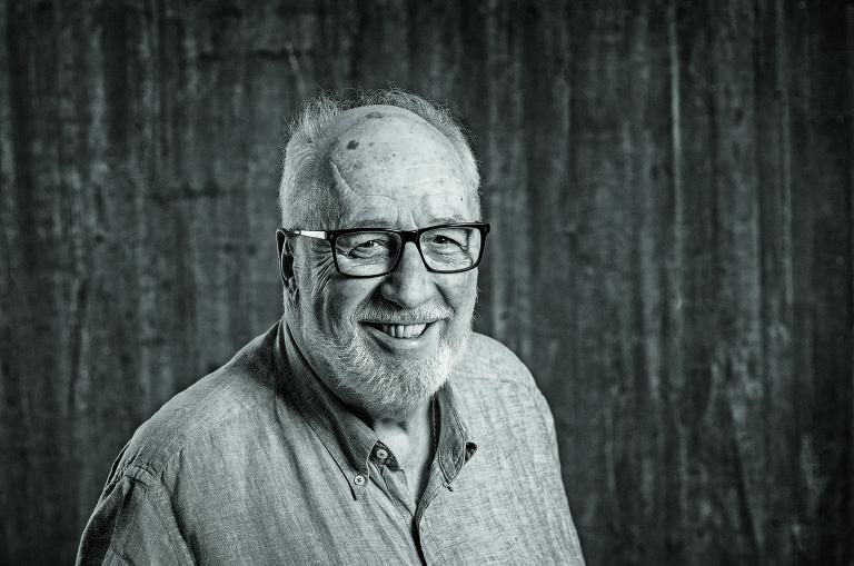 O jornalista Clóvis Rossi, decano da Folha, que morreu aos 76 anos, em 14 de junho  de 2019