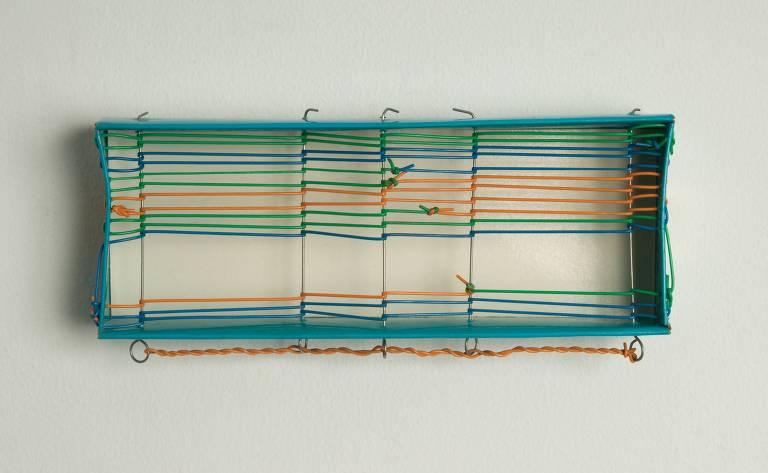 'Bicho 88/47', obra de Gego de 1988 exibida na retrospectiva da artista no Masp