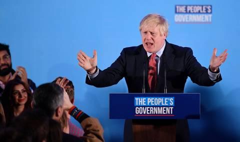 Vitória de Boris em áreas trabalhistas pode resultar em brexit mais brando