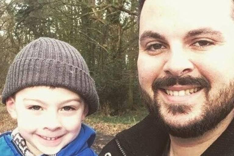 Jude Morrow teve dificuldade de decifrar as expressões faciais do filho Ethan